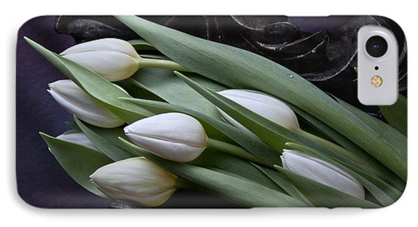 Tulips Laying In Wait IPhone Case