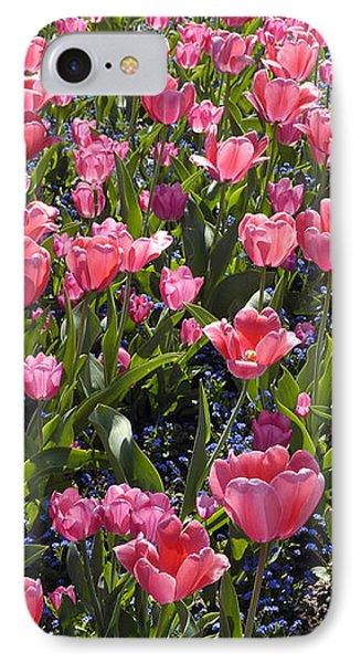 Tulips Phone Case by Matthias Hauser