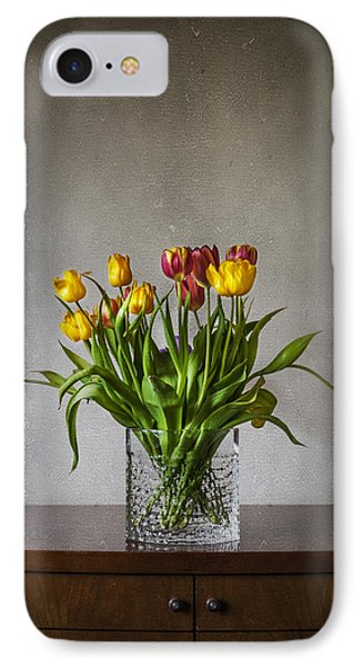 Tulips Phone Case by Svetlana Sewell