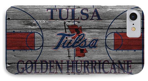 Tulsa Golden Hurricane IPhone Case by Joe Hamilton