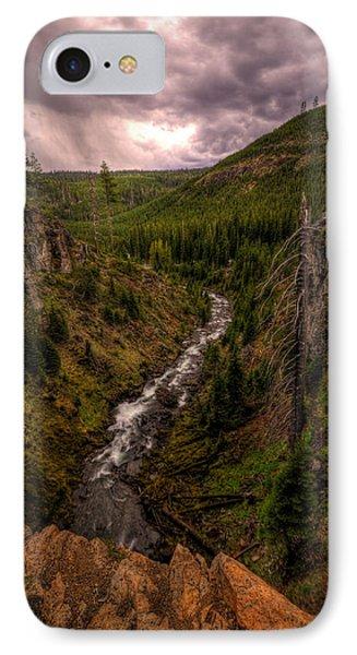 Tumalo Creek IPhone Case