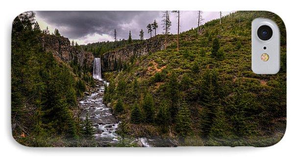 Tumalo Falls IPhone Case