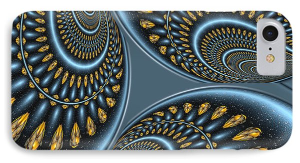 Tumble Phone Case by Wendy J St Christopher