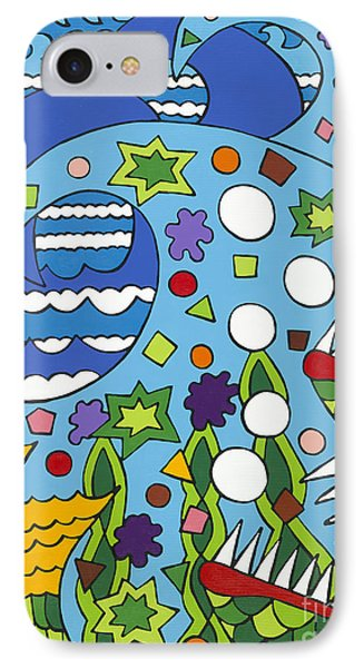 Tumbled IPhone Case by Rojax Art