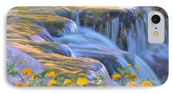 Tumbling Waters IPhone Case by Deb Halloran