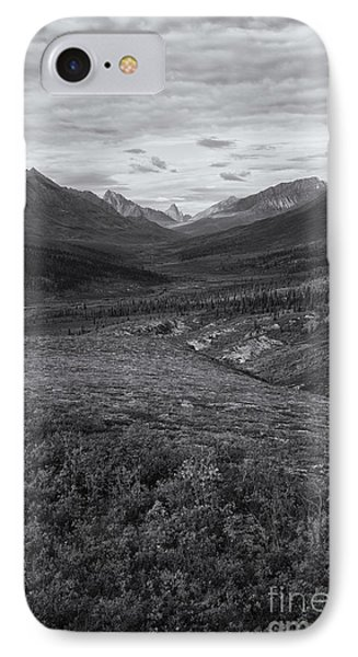 Tundra Valley IPhone Case