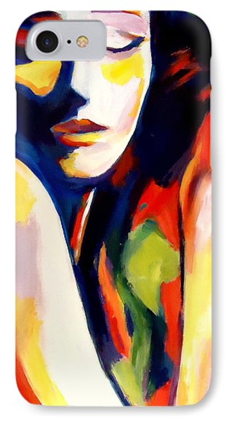 IPhone Case featuring the painting Tuning by Helena Wierzbicki