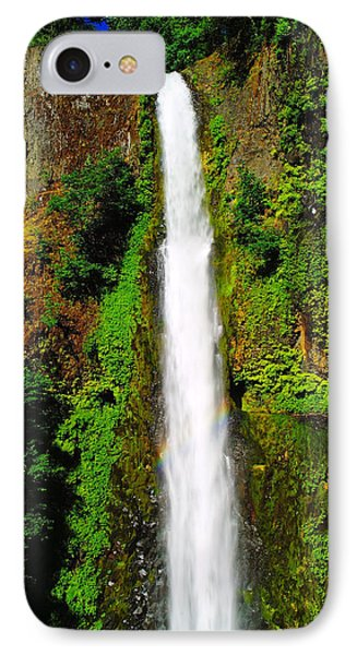 Tunnel Falls   Phone Case by Jeff Swan
