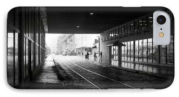 Tunnel Reflections IPhone Case by Lynn Palmer