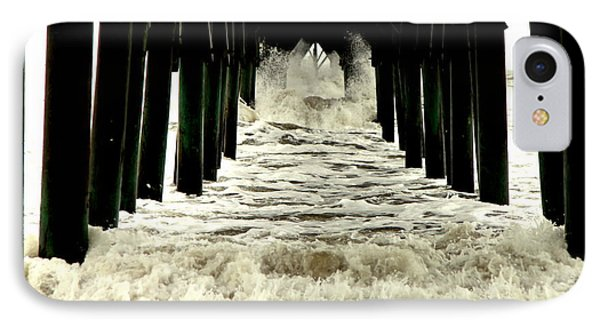 Tunnel Vision Phone Case by Karen Wiles