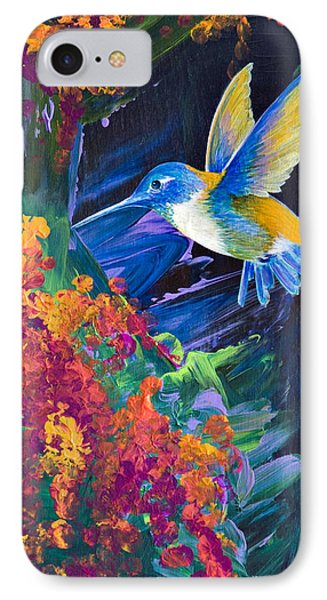 Tunnel Vision Phone Case by Tracy L Teeter