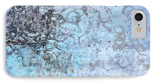 Tunneling Regime Phone Case by Regina Valluzzi