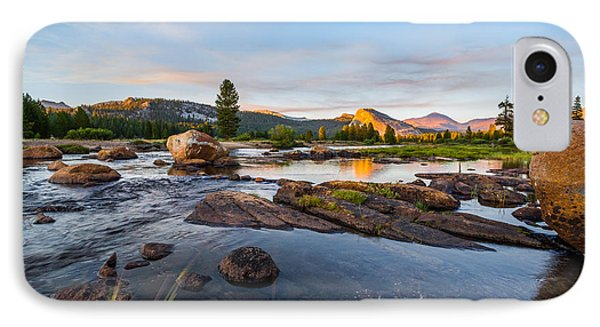 Tuolumne River IPhone Case
