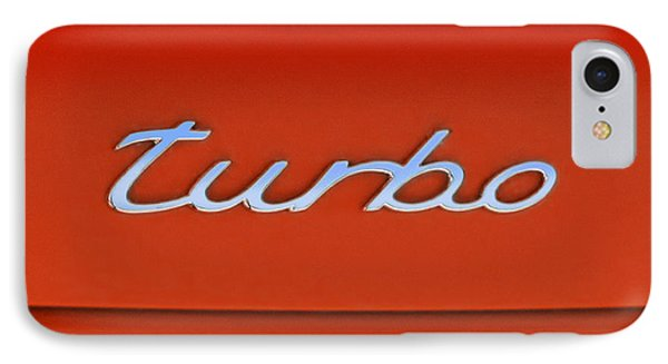 IPhone Case featuring the photograph Turbo by Rod Seel