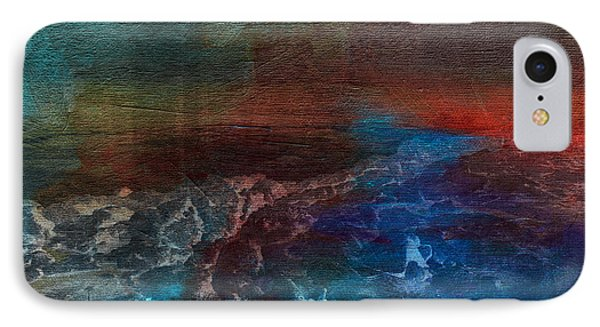 Turbulence IPhone Case by Bonnie Bruno