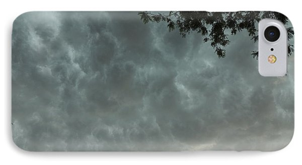 Turbulence IPhone Case by Teresa Schomig
