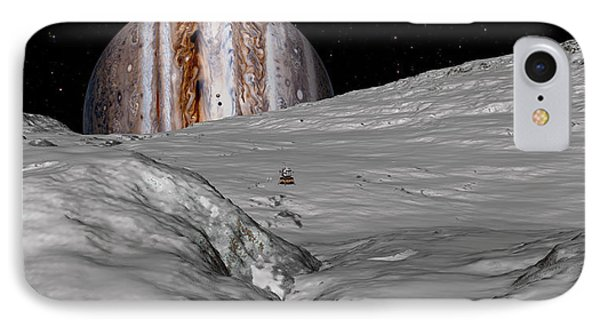 Turbulent Giant IPhone Case by David Robinson