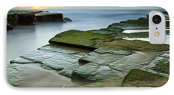 Turimetta Beach Sunrise IPhone Case