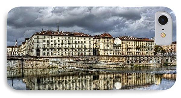 Turin Italy IPhone Case by Carol Japp