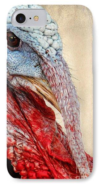 Turkey IPhone Case by Darren Fisher
