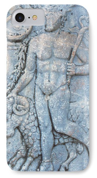 Turkey, Ephesus A Roman Carving Depicts IPhone Case