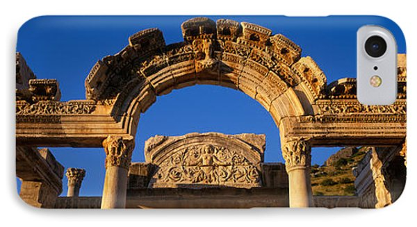 Turkey, Ephesus, Temple Ruins IPhone Case