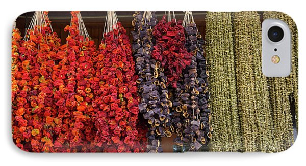 Turkey, Gaziantep, Medina, Spice Market IPhone Case