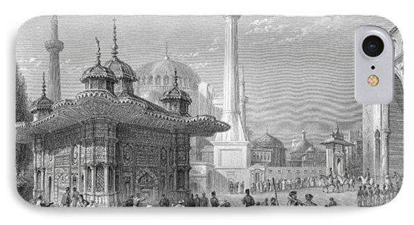 Turkey Istanbul, 1839 IPhone Case