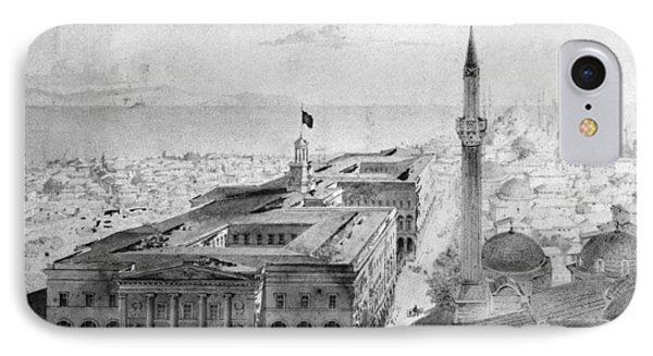 Turkey Istanbul, 1852 IPhone Case