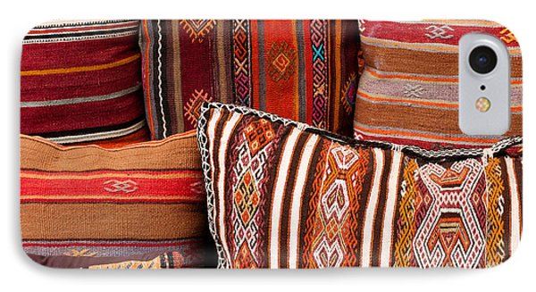 Turkish Cushions 01 Phone Case by Rick Piper Photography