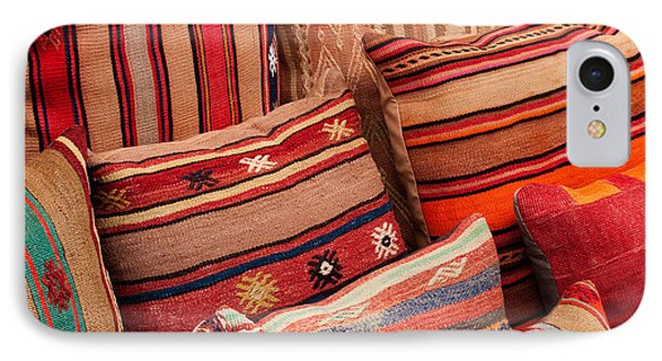 Turkish Cushions 02 Phone Case by Rick Piper Photography