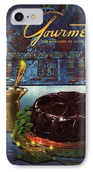 Turkish Eggplant Moussaka IPhone Case by Henry Stahlhut