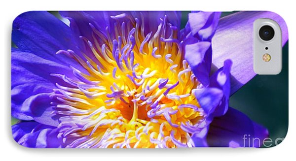 Turn Up The Blue...   # IPhone Case by Rob Luzier