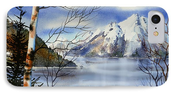 Turnagain View IPhone Case