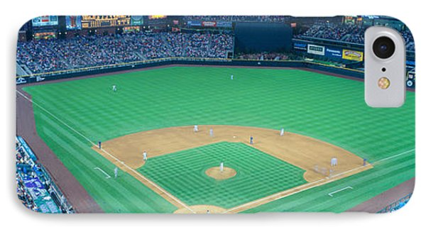 Turner Field At Night, World Champion IPhone Case by Panoramic Images