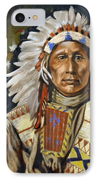Turning Hawk  IPhone Case