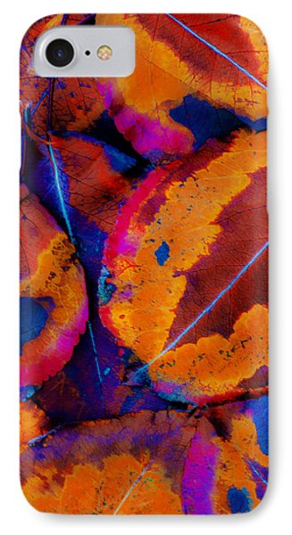 Turning Leaves 5 IPhone Case