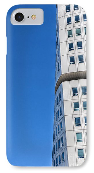 Turning Torso Skyscraper Phone Case by Antony McAulay