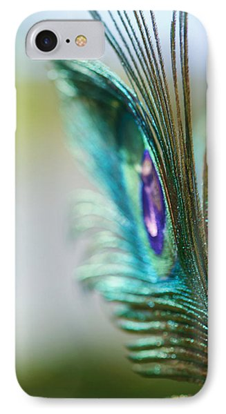 Turquoise In The Light IPhone Case by Lisa Knechtel