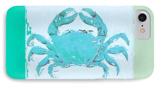 Turquoise Seashells Xv IPhone Case by Lourry Legarde