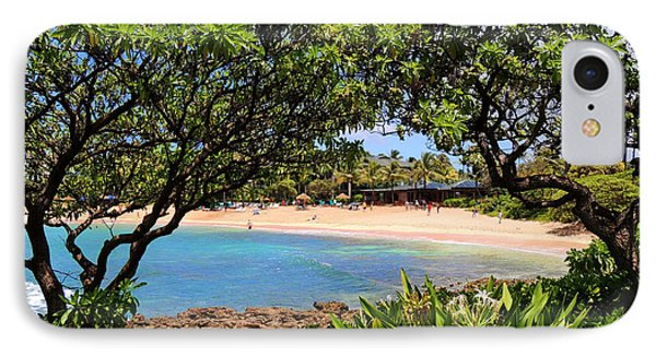 IPhone Case featuring the photograph Turtle Bay Beach by Kristine Merc