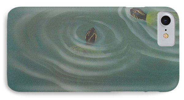 Turtle Pond IIi IPhone Case