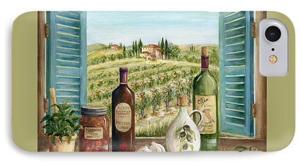 Tuscan Delights Phone Case by Marilyn Dunlap
