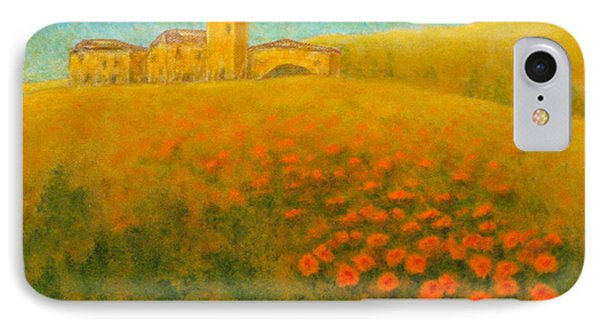 Tuscan Gold 1 Phone Case by Pamela Allegretto