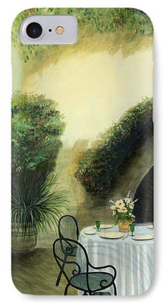 Tuscan Luncheon Phone Case by Cecilia Brendel