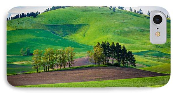 Tuscan Palouse Phone Case by Inge Johnsson