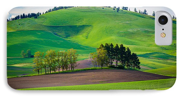 Tuscan Palouse IPhone Case
