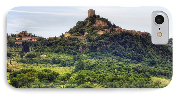 Tuscany - Castiglione D'orcia IPhone Case