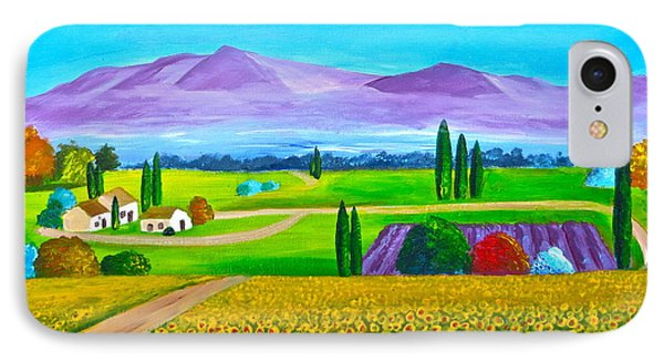 Tuscany IPhone Case