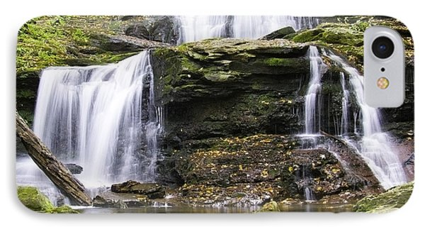 Tuscarora Falls IPhone Case